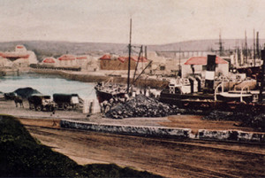 Hayle Harbour Historic