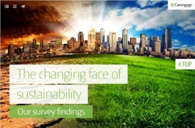Greengage Environmental services and planning London The changing face of sustainability