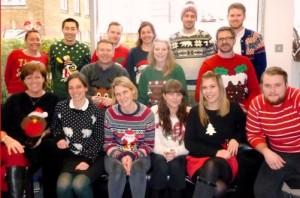 Greengage Christmas Jumper Image