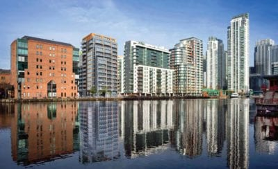 Greengage Environmental services and planning London 45 Millharbour