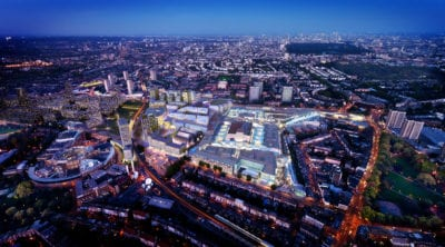 Greengage Environmental services and planning London Westfield Shopping Centre