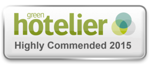 Highly commended, Green Hotelier