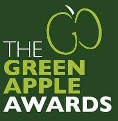Hi Res Green Apple logo