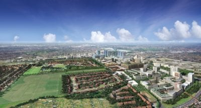 Greengage Environmental services and planning London Brent Cross Cricklewood Regeneration