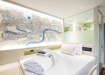 Greengage Environmental services and planning London Hub Hotel