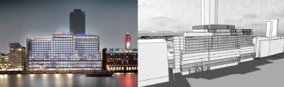 Greengage Environmental services and planning London Sea Containers House