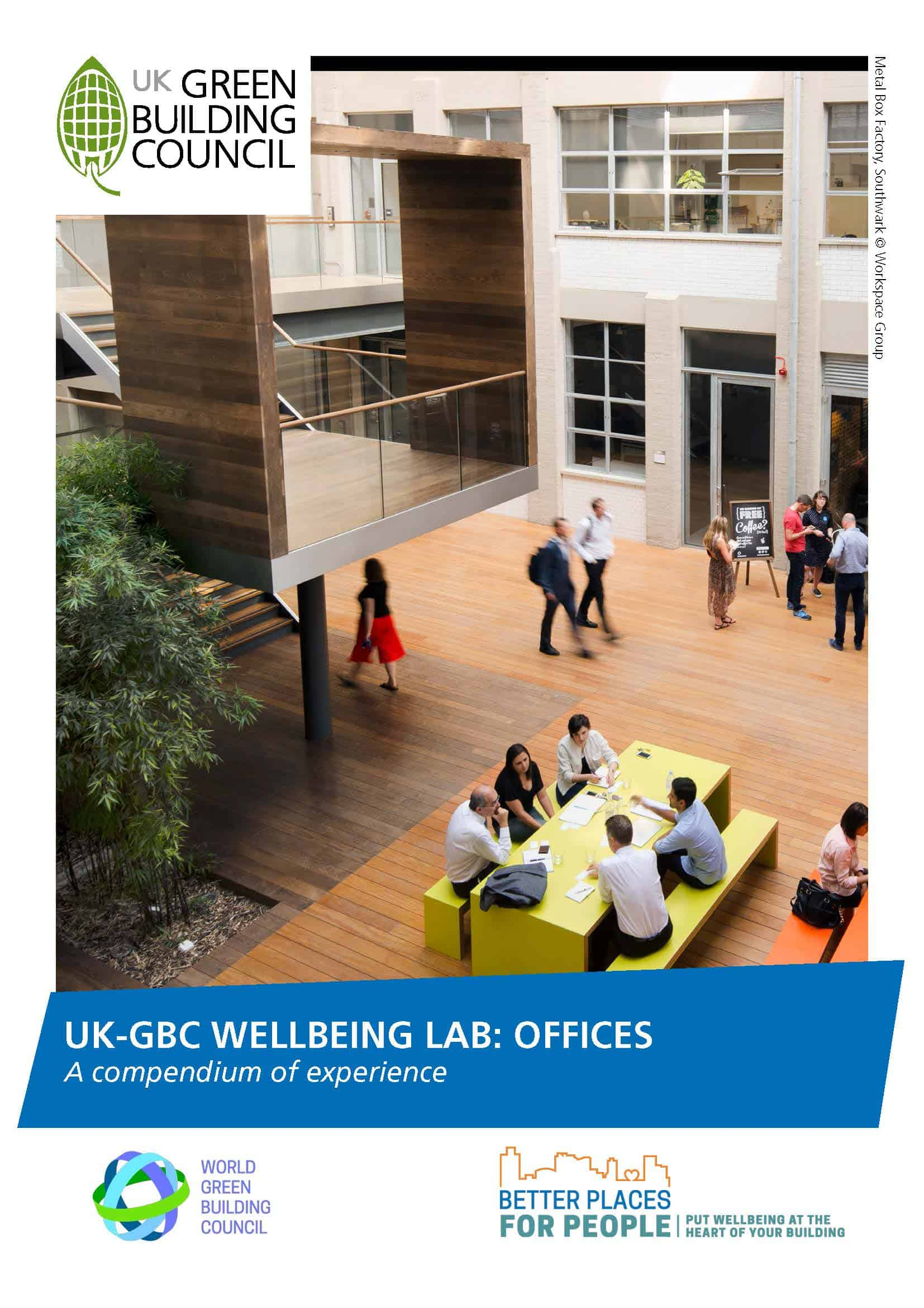 Uk Green Building Council Wellbeing Lab Report Issued Greengage