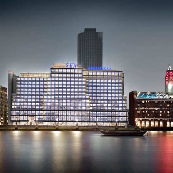 Sea containers