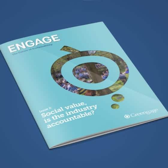 Engage Issue 2 Mockup