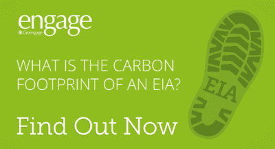 Carbon Footprint of an EIA