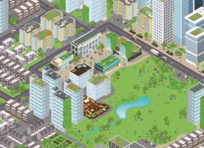 City Area
